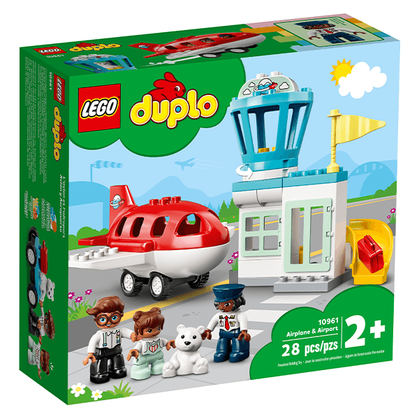 LEGO® DUPLO® 10961 Town Airplane & Airport