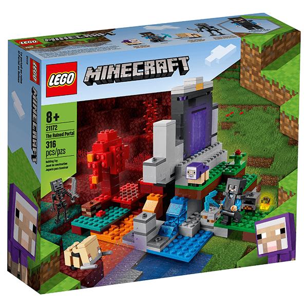 LEGO® Minecraft™ 21172 The Ruined Portal