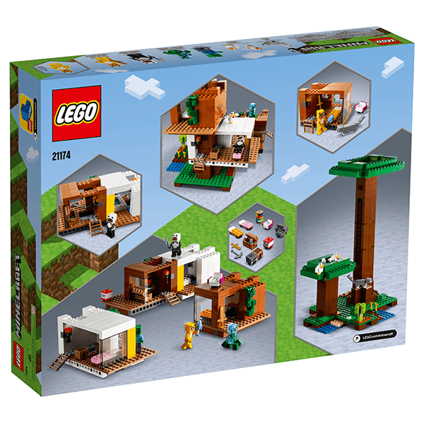 LEGO® Minecraft™ 21174 The Modern Treehouse