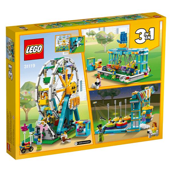 LEGO® Creator 3 in 1 31119 Ferris Wheel