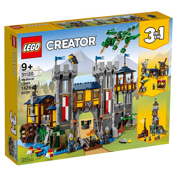 LEGO® Creator 3 in 1 31120 Medieval Castle