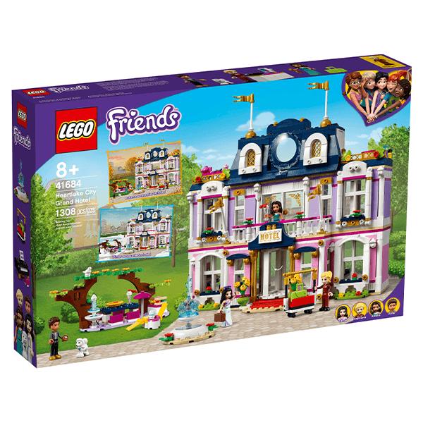 LEGO® Friends 41684 Heartlake City Grand Hotel
