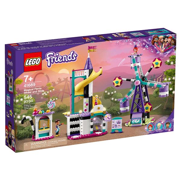 LEGO® Friends 41689 Ferris Wheel and Slide