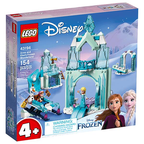 LEGO® Disney Frozen 43194 Anna and Elsa's Frozen Wonderland