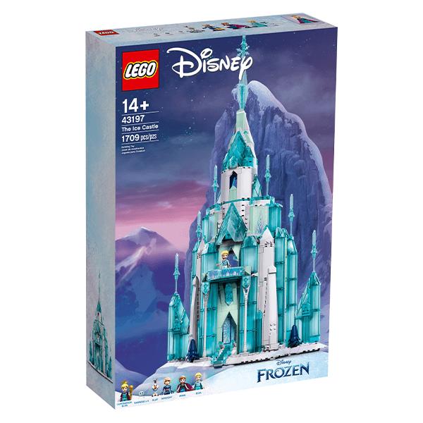 LEGO® Disney Frozen 43197 The Ice Castle