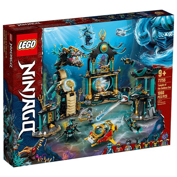 LEGO® NINJAGO® 71755 Temple of the Endless Sea