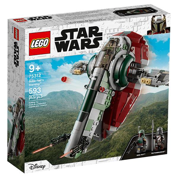 LEGO® Star Wars™ 75312 Boba Fett's Starship™