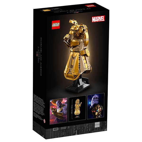 LEGO® Marvel 76191 Infinity Gauntlet