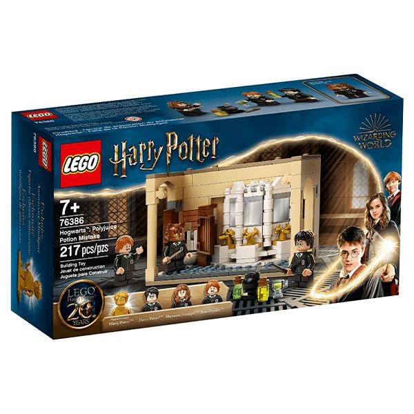 LEGO® Harry Potter™ 76386 Hogwarts™: Polyjuice Potion Mistake