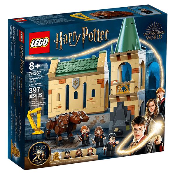 LEGO® Harry Potter™ 76387 Hogwarts™: Fluffy Encounter