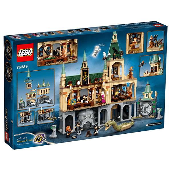 LEGO® Harry Potter™ 76389 Hogwarts™ Chamber of Secrets