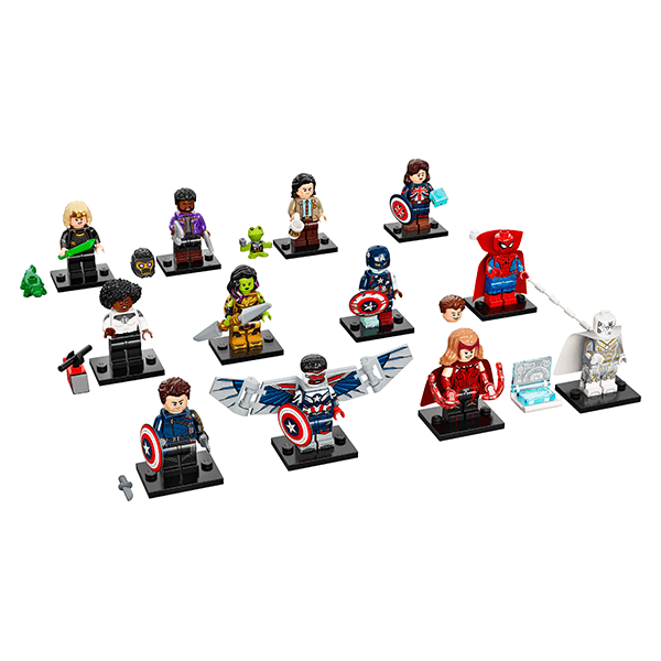 LEGO® Minifigures 71031 Marvel Studios
