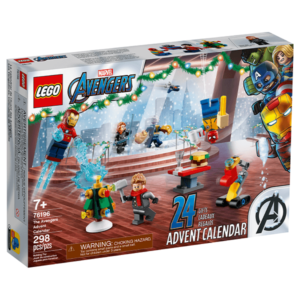 LEGO® Marvel 76196 The Avengers Advent Calendar