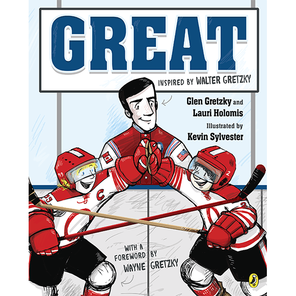Great Hardcover (Inspired by Walter Gretzky)