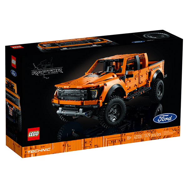 LEGO® Technic™ 42126 Ford F-150 Raptor