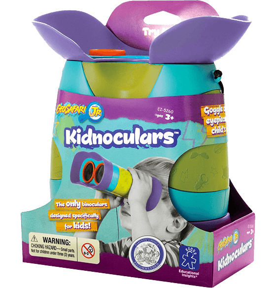 Educational Insights Geosafari Junior Kidnoculars