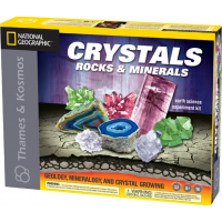 Thames & Kosmos Crystals, Rock & Minerals Kit