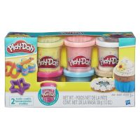 Play-Doh Confetti Compound 6 Piece Collection