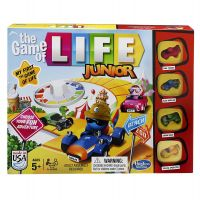Hasbro Game of Life Junior Board Game