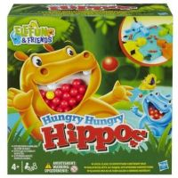 Hasbro Hungry Hungry Hippos Board Game