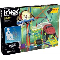 K'NEX Clock Work Roller Coaster Building Set