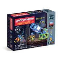 Magformers Magic Space Set (55 PCS)