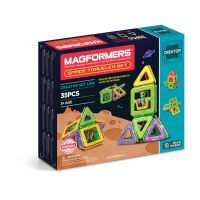 Magformers Space Traveler Set (35 PCS)