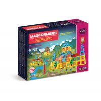 Magformers Village Set (110 PCS)