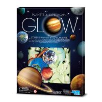 4M Glow Planets & Nova Stars (100 pieces)
