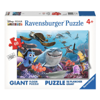 Ravensburger Disney Pixar Finding Nemo Smile! 60 Piece Floor Puzzle
