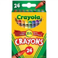 Crayola Crayons 24 Pack