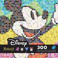 Ceaco Disney Emoji Mickey 300 Piece Puzzle