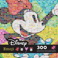 Ceaco Disney Emoji Minnie 300 Piece Puzzle