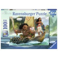Ravensburger Moana and Maui 100 Piece Puzzle