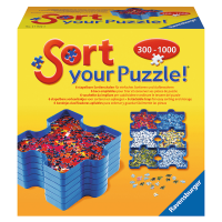 Ravensburger Puzzle Sort Stacking Tray Set
