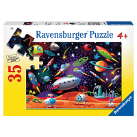 Ravensburger Space 35 Piece Puzzle