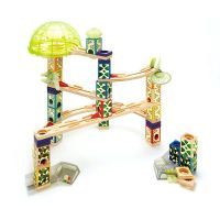 Hape Quadrilla Marble Run Space City