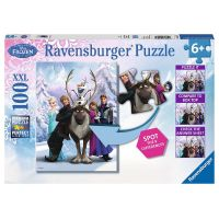 Ravensburger The Frozen Difference 100 Piece Puzzle