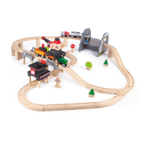 Hape Lift & Load Mining Playset