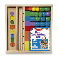Melissa & Doug Bead Sequencing Set