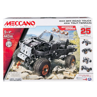 Meccano 25 Model Truck Building Set