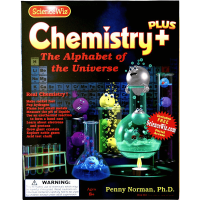 Science Wiz Chemistry Plus Kit