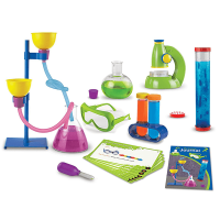 Learning Resources Primary Science Lab Deluxe Set