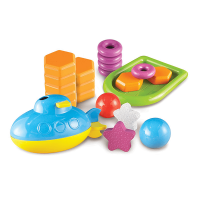 Learning Resources Sink of Float Stem Activity Set