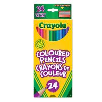 Crayola Coloured Pencils 24 Count