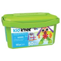 K'Nex Kid Budding Builders Tub