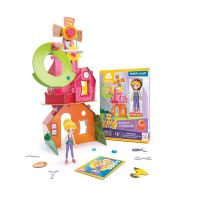 GoldieBlox - Goldie's Crankin' Clubhouse