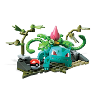 Mattel Mega Construx Pokemon Evolution Set Ivysaur