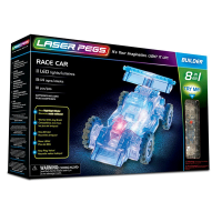 Laser Pegs 8-in-1 Race Car Kit