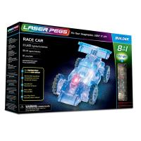 Laser Pegs Race Car